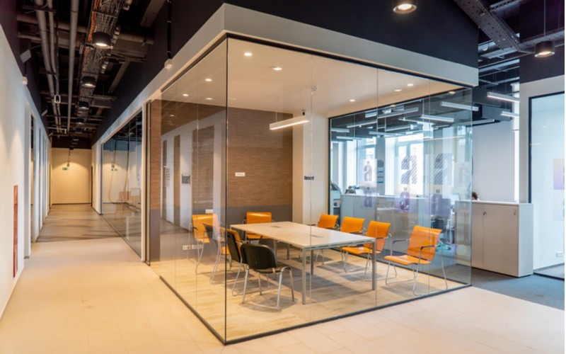 Benefits of Glass Office Partitions for your Business